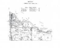 Motley Township, Morrison County 1958
